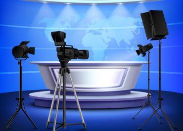 Plateau vidéo télé de ZenZone TV